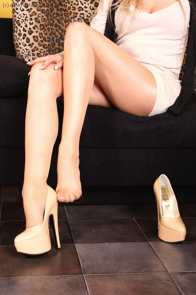 Glamour Pantyhose Tgp 53