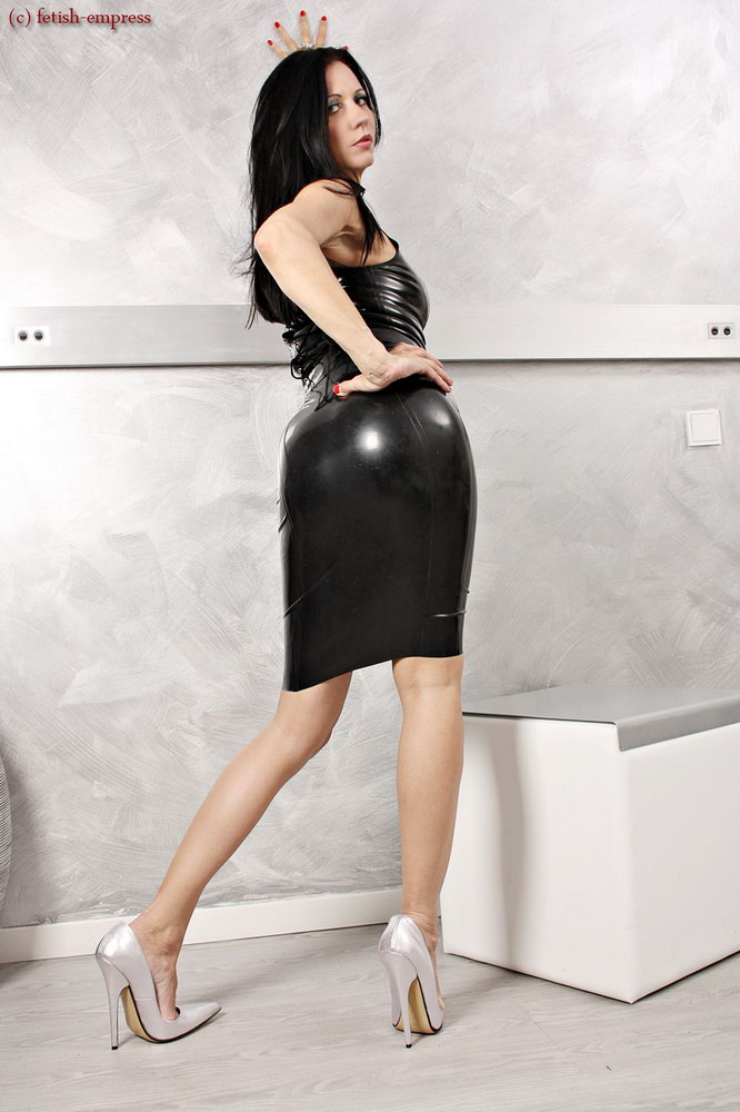 Stockings and heels tgp