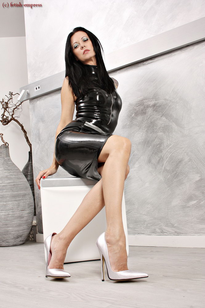 femdom leather